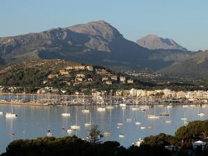 Port De Pollenca, Mallorca, Balearic Islands, Spain, Mediterranean, Europe by Hans Peter Merten