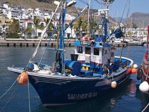Puerto De Mogan, Gran Canaria, Canary Islands, Spain, Atlantic, Europe by Hans Peter Merten