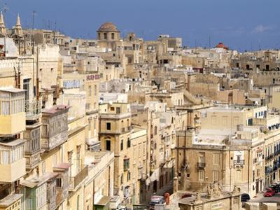 Valletta, Malta, Mediterranean, Europe by Hans Peter Merten