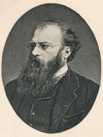 'Hans Richter.', 1895-Unknown-Photographic Print
