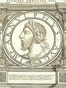Arnulphus by Hans Rudolf Manuel Deutsch