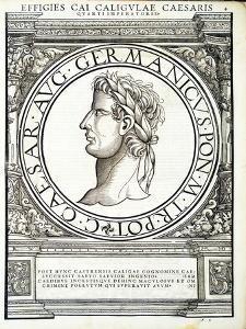 Caius Caligula by Hans Rudolf Manuel Deutsch