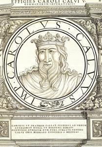 Carolus Caluus by Hans Rudolf Manuel Deutsch