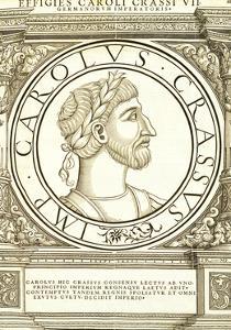 Carolus Crassus by Hans Rudolf Manuel Deutsch
