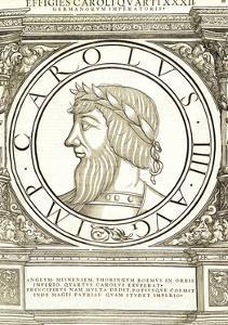 Carolus IIII by Hans Rudolf Manuel Deutsch