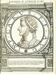 Carus by Hans Rudolf Manuel Deutsch
