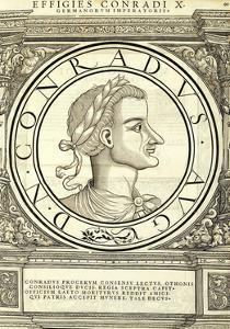 Conradus I by Hans Rudolf Manuel Deutsch