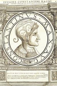 Constantinus Magnus by Hans Rudolf Manuel Deutsch