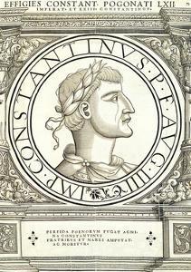 Constantinus Pogonatus by Hans Rudolf Manuel Deutsch