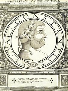 Constantius Chlorus by Hans Rudolf Manuel Deutsch