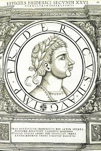 Fredericus II by Hans Rudolf Manuel Deutsch
