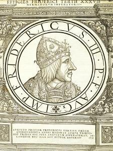 Fridericus III by Hans Rudolf Manuel Deutsch