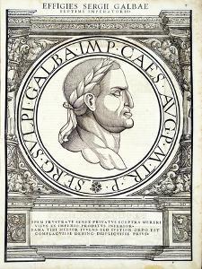 Galba by Hans Rudolf Manuel Deutsch