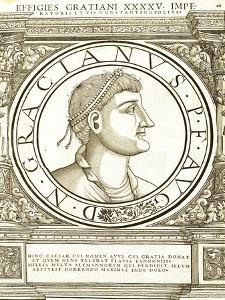 Gratianus by Hans Rudolf Manuel Deutsch