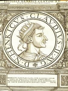 Henricus II Claudus by Hans Rudolf Manuel Deutsch