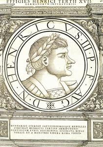Henricus III by Hans Rudolf Manuel Deutsch