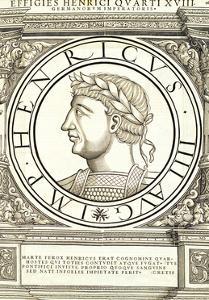 Henricus IIII by Hans Rudolf Manuel Deutsch