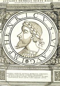 Henricus VI by Hans Rudolf Manuel Deutsch