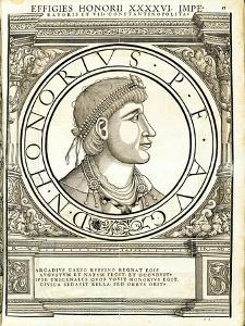 Honorius by Hans Rudolf Manuel Deutsch