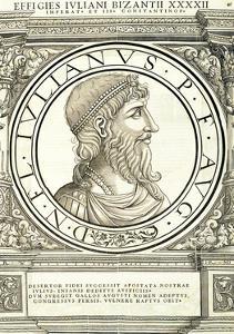 Iulanus Apostata by Hans Rudolf Manuel Deutsch