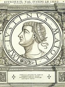 Iustinus by Hans Rudolf Manuel Deutsch