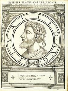 Leo I by Hans Rudolf Manuel Deutsch