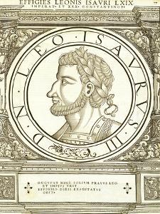 Leo Isaurus by Hans Rudolf Manuel Deutsch