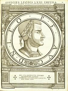 Leo Iv by Hans Rudolf Manuel Deutsch