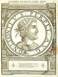 Leonitus by Hans Rudolf Manuel Deutsch