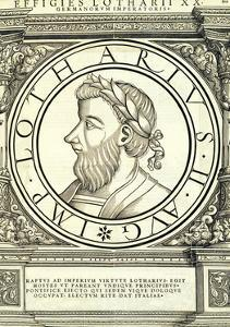 Lotharius by Hans Rudolf Manuel Deutsch