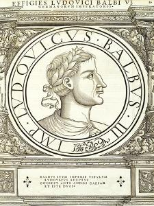 Ludouicus Balbus by Hans Rudolf Manuel Deutsch