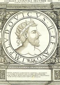 Ludouicus II by Hans Rudolf Manuel Deutsch