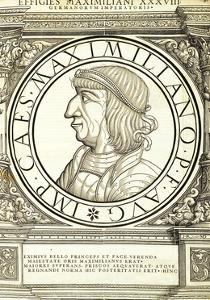 Maximilianus by Hans Rudolf Manuel Deutsch
