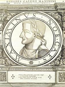 Maximinus II by Hans Rudolf Manuel Deutsch