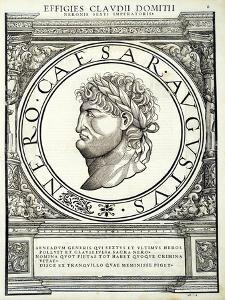 Nero by Hans Rudolf Manuel Deutsch