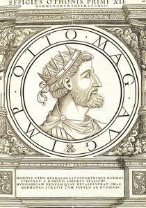 Otho I Magnus by Hans Rudolf Manuel Deutsch