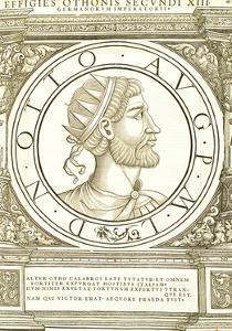 Otho II by Hans Rudolf Manuel Deutsch