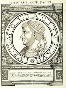 Tacitus by Hans Rudolf Manuel Deutsch