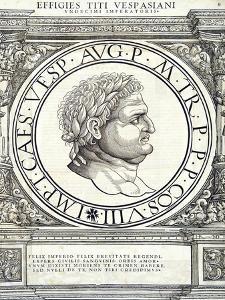 Titus Vespasianus by Hans Rudolf Manuel Deutsch