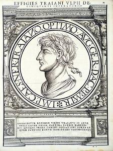 Traianus by Hans Rudolf Manuel Deutsch