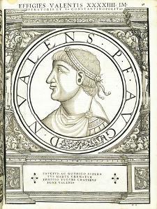 Valens by Hans Rudolf Manuel Deutsch