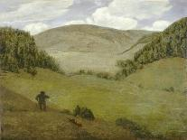 Woodland Meadow, 1876-Hans Thoma-Giclee Print