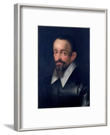 Johannes Kepler (1571-1630), Astronomer, circa 1612