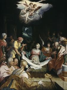 The Nativity by Hans von Aachen