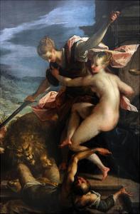 The Triumph of Truth, 1598 by Hans von Aachen