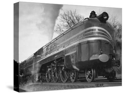 "British Train the ""Coronation Scot"" Traveling Between Baltimore, Maryland and Washington, D.C"