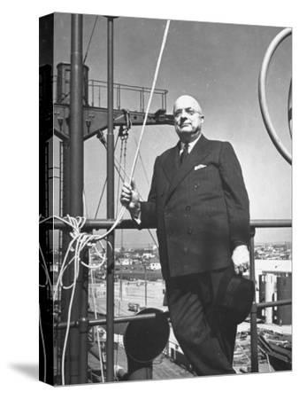 Ship Builder Henry J. Kaiser