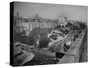View of Harlem by Hansel Mieth