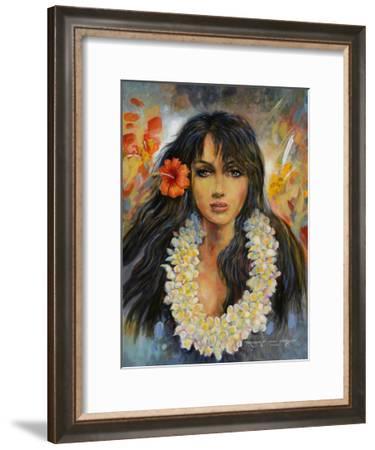 Hapa Love-Robert Lyn Nelson-Framed Giclee Print