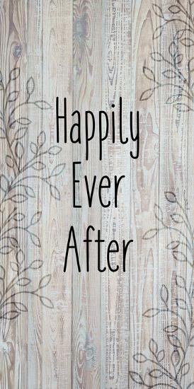 Happily Ever After C-Kimberly Allen-Art Print
